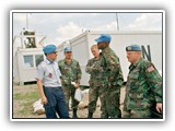 Commanding UN Peacekeeping Operations course image.