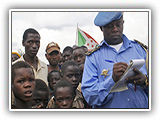International Humanitarian Law course image.