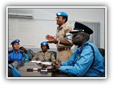 Preventing Violence Against Women course image.