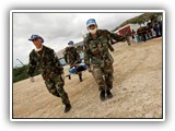 Security for United Nations Peacekeepers course image.